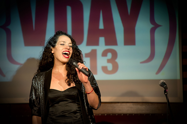 Leah King, V Day, V Day, Berlin, One Billion Rising