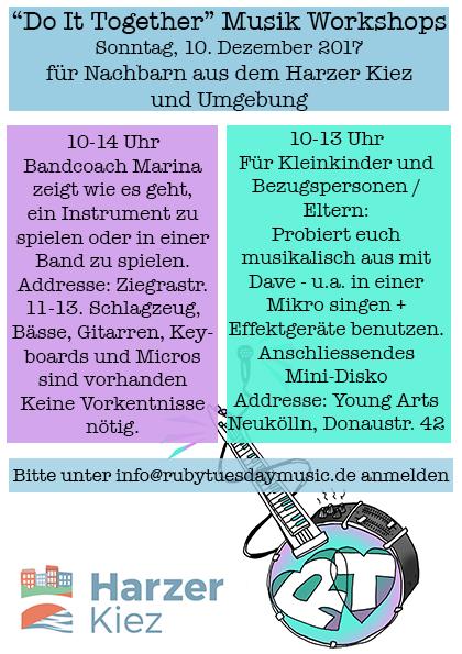 Musik Workshop Neukölln
