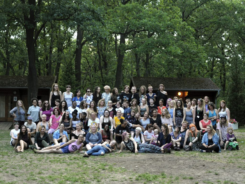 MEME Vol 1 - Youth Rock Camp Exchange Group Photo Gruppenbild